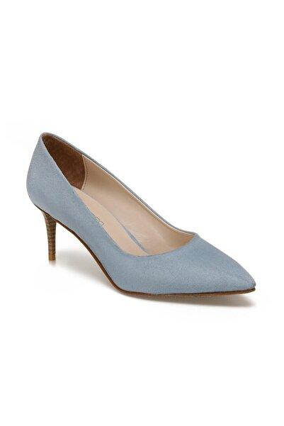 Butigo Mira Açık Mavi Kadın Topuklu Ayakkabı