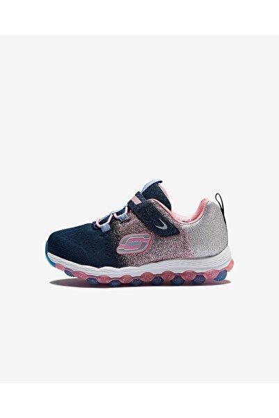 SKECHERS SKECH-AIR ULTRA Küçük Kız Çocuk Lacivert Spor Ayakkabı