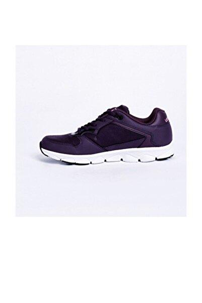 Lescon L-4612 Stream Bayan Spor Ayakkabı Mürdüm