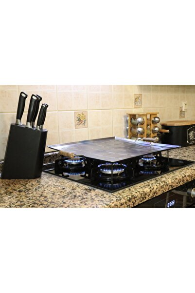 EVSTYLE Es-9998 (es-0128)ocak Üstü Pişirme Sacı