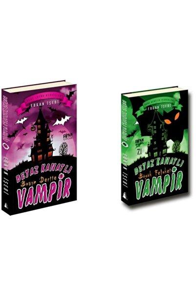 Pinus Kitap Beyaz Kanatlı Vampir 1 Başım Dertte / Beyaz Kanatlı Vampir 2 Büyük Felaket ( 2 Kitap Set )