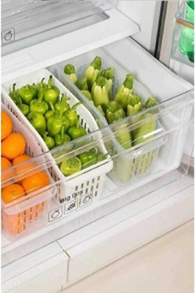 Bayev 3 Adet Buzdolabı Düzenleyici