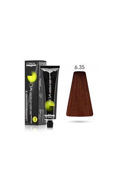 İNOA Inoa Saç Boyası 6.35