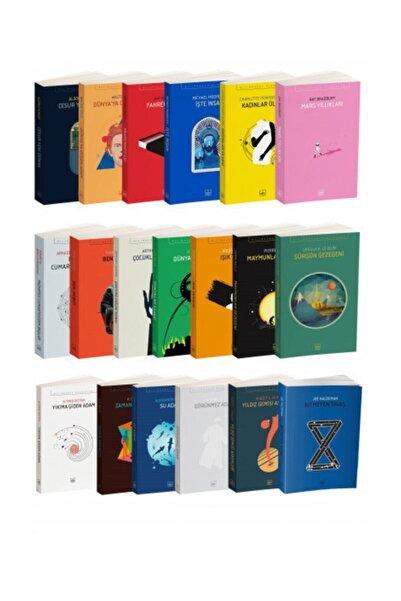 İthaki Yayınları Bilimkurgu Klasikleri 19 Kitap Takım