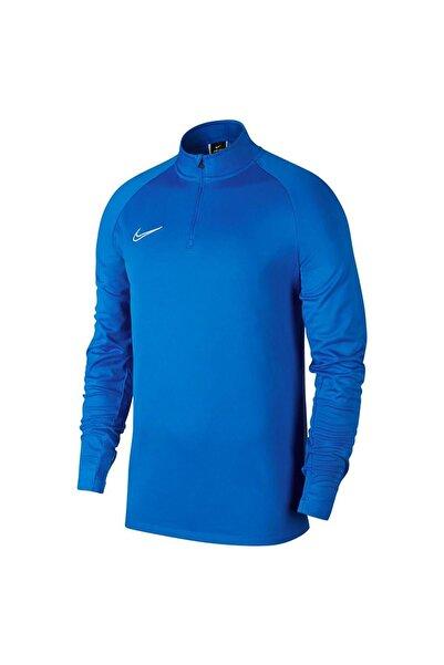 Nike Aj9094-463 Drill Top Academy19 Uzun Kollu Üst