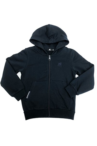 New Brand Erkek Çocuk Ceket Kapüşon 02668
