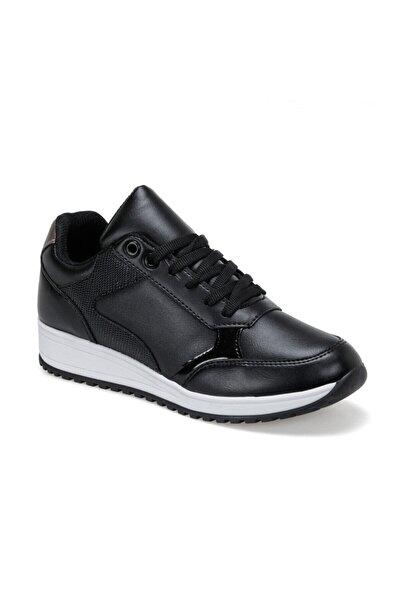 Polaris 316606.Z Siyah Kadın Spor Ayakkabı 100562061
