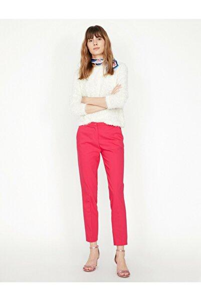 Koton Dar Kesim Basic Pantolon
