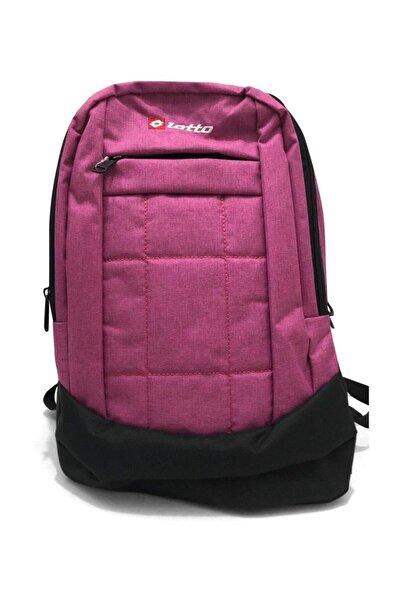 Lotto Aboott Backpack Okul Sırt Çantası - R7839