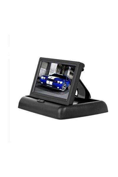 AUDİOMAX Katlanır Lcd Ekran + Geri Park Kamerası 2 Yıl Garantili