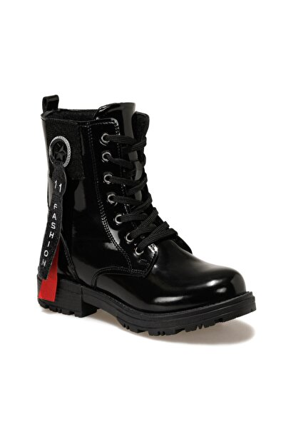 SEVENTEEN Fash Siyah Kız Çocuk Ayakkabı