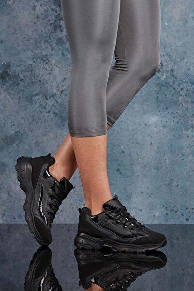 DARK SEER Siyah Kadın Sneaker