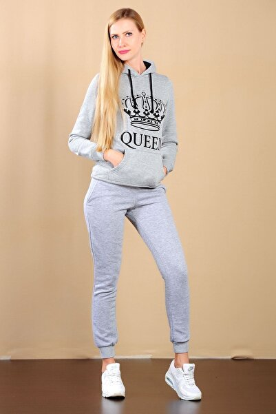 LTC Jeans Quenn Gri Bayan Sweat