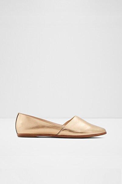 Aldo Blanchette - Altın Kadın Düz Ayakkabı