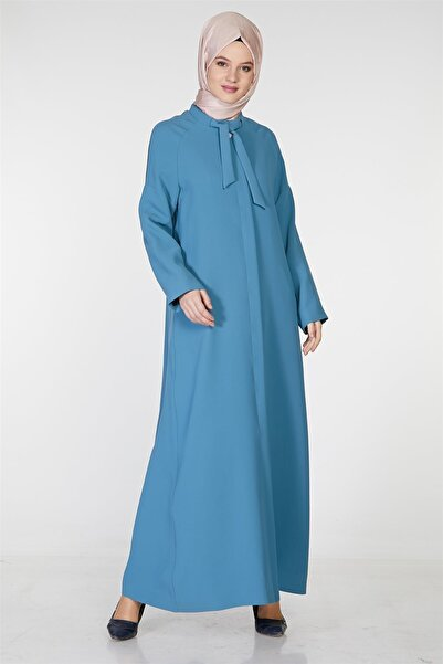 Tuğba Pardesü-mavi Tk-z5131-32