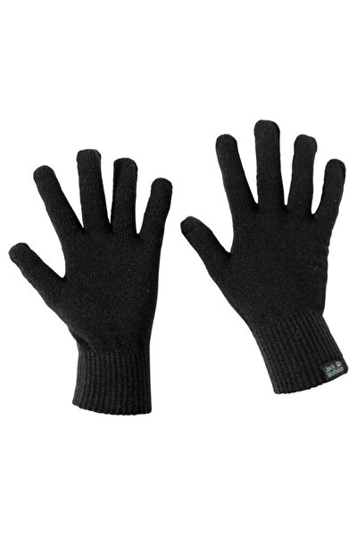 Jack Wolfskin Touch Knit Glove Unisex Eldiven - 1906391-6000
