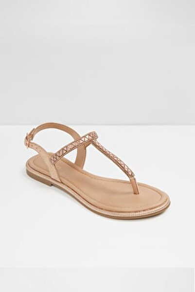 Sheeny - Pembe Kadın Sandalet