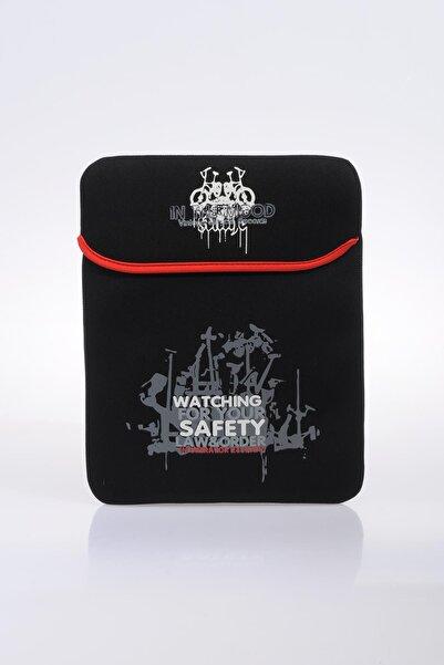 ÇÇS 70651-3 Siyah Unısex Tablet Kılıfı