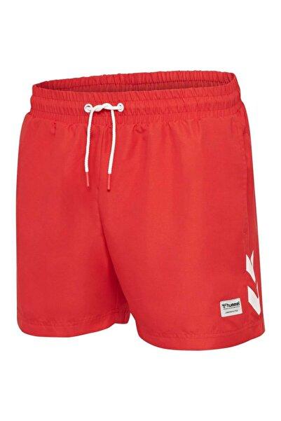 HUMMEL Erkek Kırmızı Rence Deniz Şortu