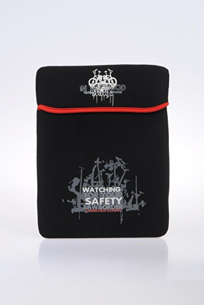 ÇÇS 70651-2 Siyah Unısex Tablet Kılıfı