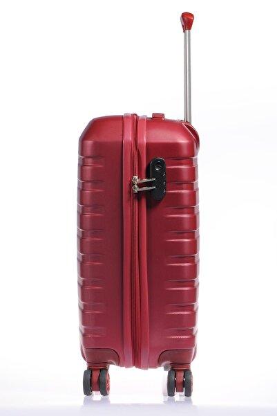Pierre Cardin Pıerre Cardın 04pc6100-03-km Kiremit Unısex Kabin Boy Bavul
