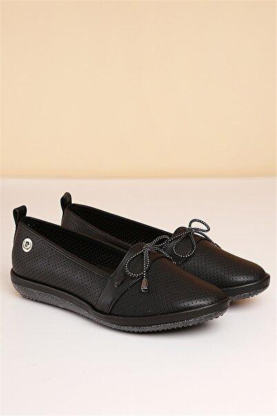 Pierre Cardin Kadın Günlük Ayakkabı-siyah Pc-50091