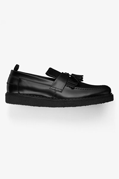 Fred Perry Erkek Siyah Casual Ayakkabı 183FRPEAYB8278_F102