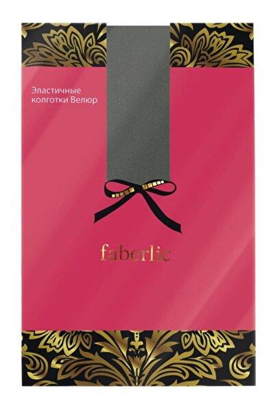 Faberlic Gri Renk Külotlu Çorap S 80052