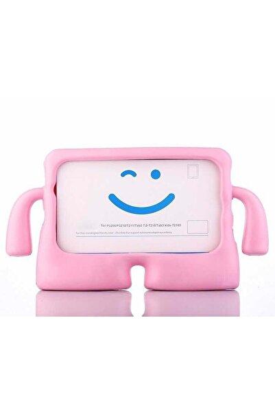 zore Galaxy Tab 10.1 T590 - T595 Standlı Slikon Çocuk Tablet Kılıfı