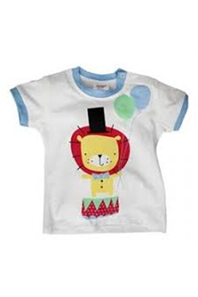 Soobe T-shirt Gök Mavisi