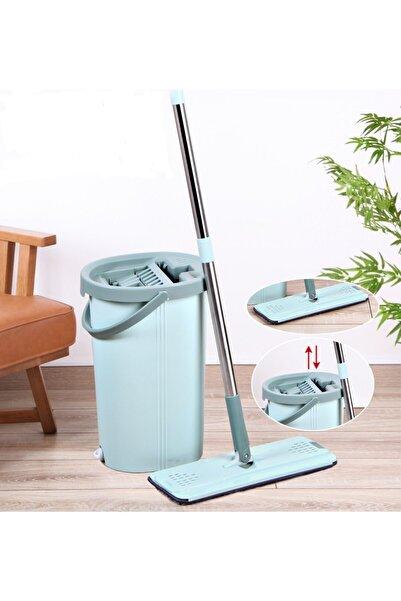URVE Smart Flat Mop Temizlik Seti Turkuaz