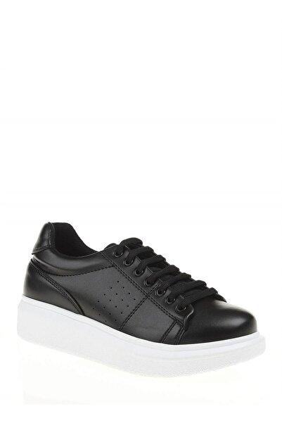 David Jones Kadın Spor Ayakkabı Siyah