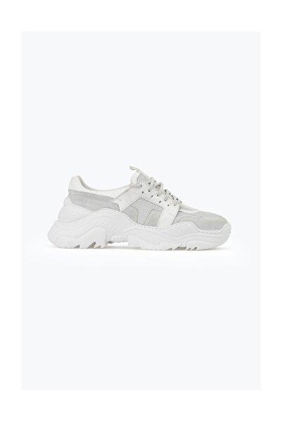 Avva Erkek Beyaz Spor Ayakkabı A92y8016