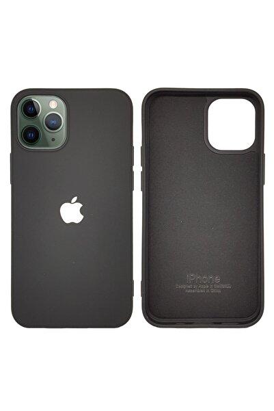 Joyroom Apple Iphone 12 Mini Lansman Kılıf Mikro Fiber Iç Yüzey Siyah