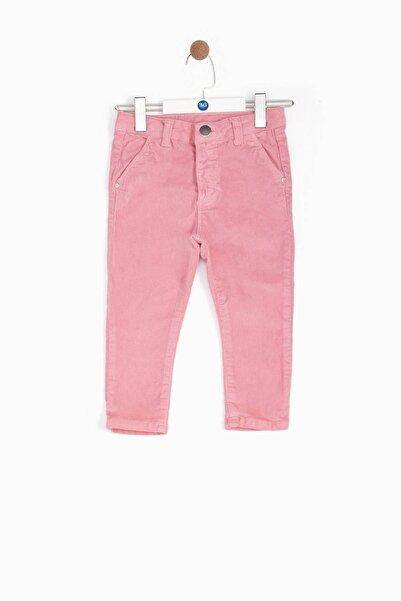 Riccione Kız Bebek Kırmızı Pantolon