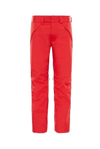 THE NORTH FACE Presena Erkek Kayak Pantolonu Kırmızı