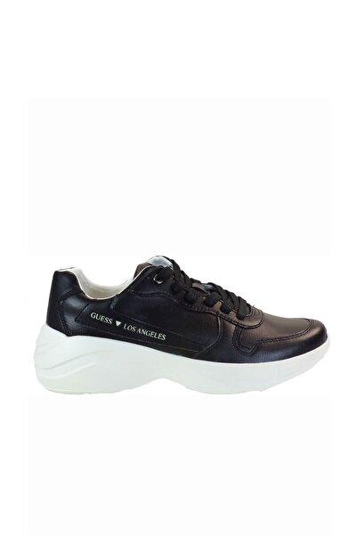 Guess Siyah Erkek Sneaker FM6VITLEA12