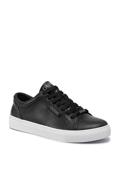 Guess Siyah Erkek Sneaker FM8LARLEA12