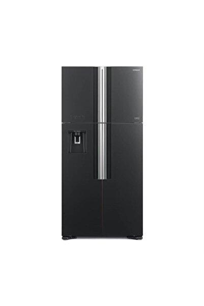 HITACHI R-w660pru7 (Ggr) 4 Kapılı Buzdolabı