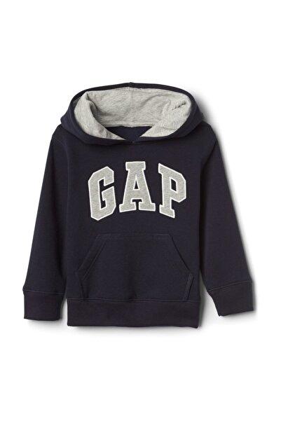 GAP Baby Logolu Kapüşonlu Sweatshirt