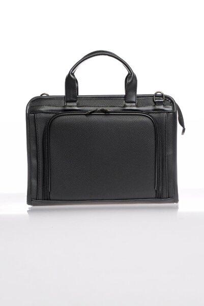 Sergio Giorgianni Luxury Sg071219 Belin/siyah Unisex Evrak Çantası