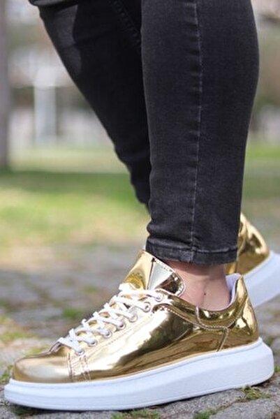 Ch260 Bt Erkek Ayakkabı Altın