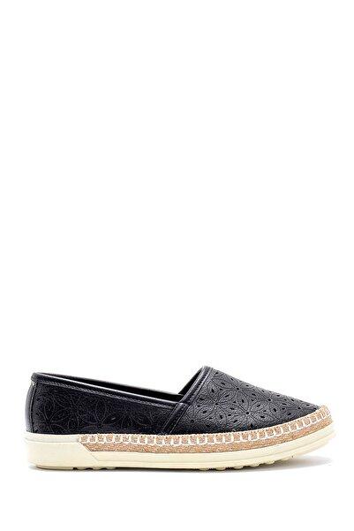 Derimod Kadın Hasır Detaylı Ayakkabı