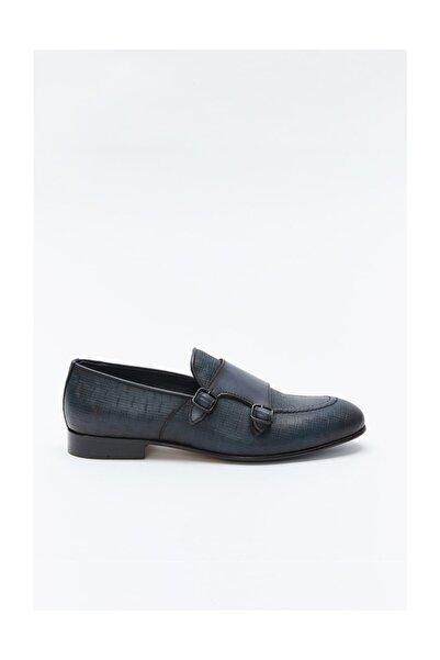 Avva Erkek Lacivert Klasik Ayakkabı A91y8027