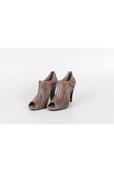 Venüs 0282113 Topuklu Yazlık Bayan Ayakkabı Hakiki Deri