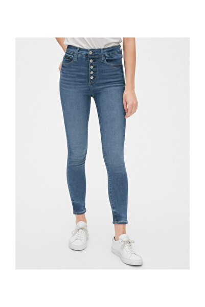 GAP High Rise Jegging Denim Pantolon