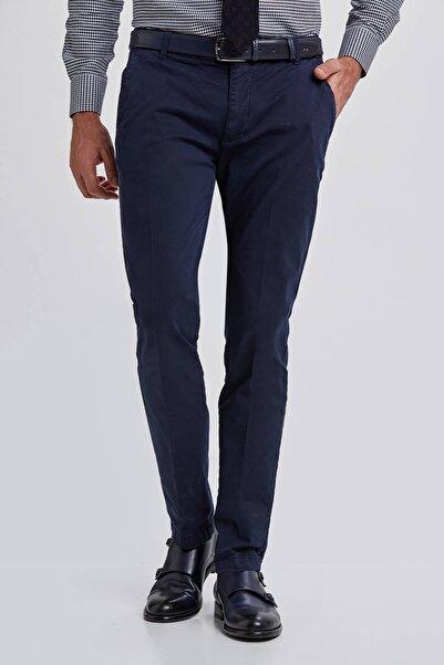 Hemington Pamuk Lacivert Chino Pantolon
