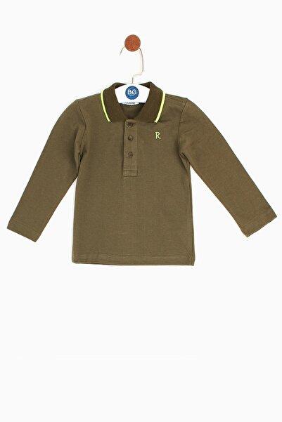 Riccione Erkek Bebek Yeşil T-shirt 18fw0rr1411