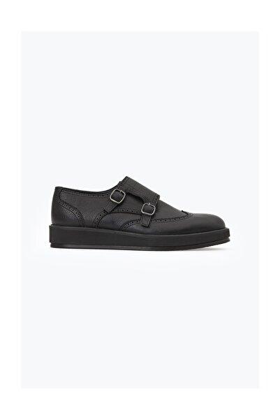 Avva Erkek Siyah Casual Ayakkabı A92y8008