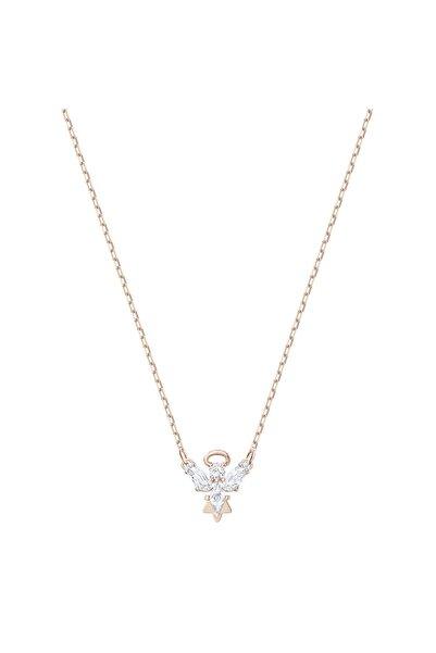 Swarovski 5498966 Kolye Magic:necklace Angel Czwh/ros 5498966